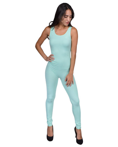Form Fitting Jumpsuit