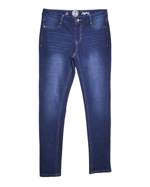 Girls pair of skinny jeans - zakastore