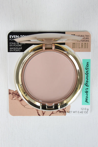 Milani Powder Foundation - zakastore