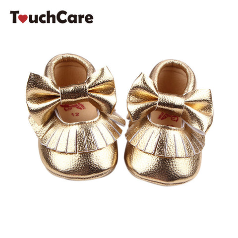 Newborn Cute Candy Color Baby Girl Shoes