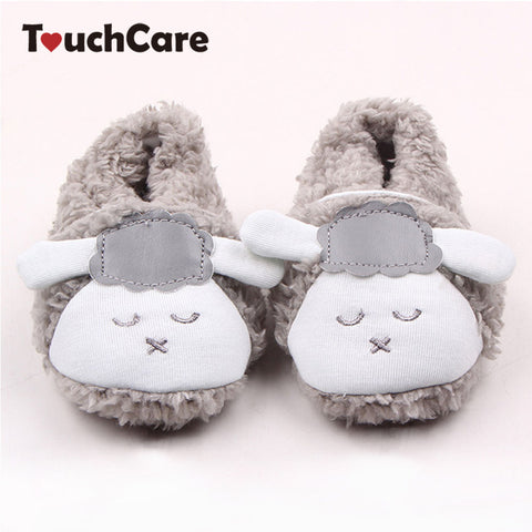 Newborn Winter Warm Cotton Babies First Walkers