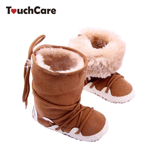 Newborn Cotton Soft Thick Baby Boy Girl Shoes