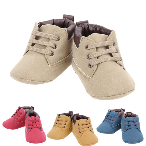 Newborn Baby Shoes Infant Toddler Martin Boots