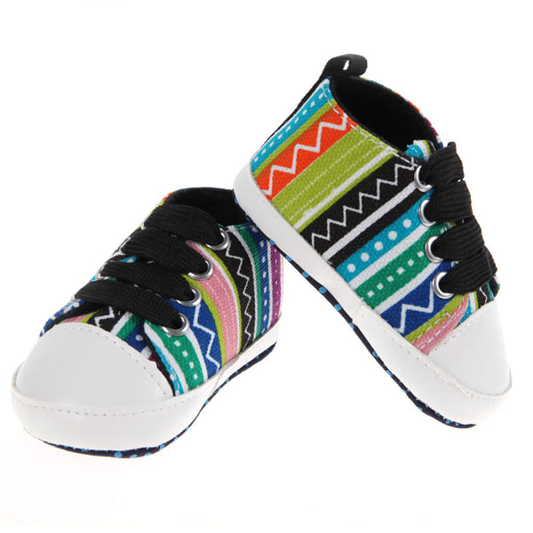Newborn Baby Shoes Unisex Kids Classic Sports Sneakers
