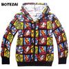 New Super Hero Boys Hoodies