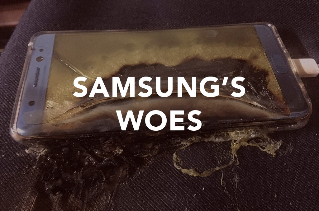 Samsung's Woes