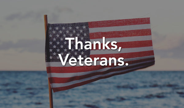 Thanks, Veterans.