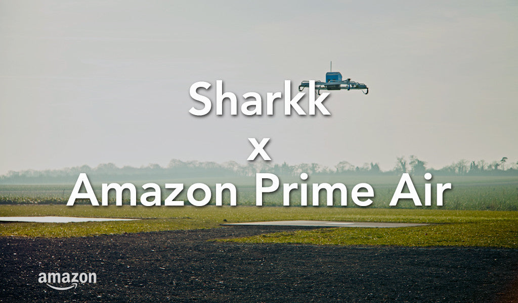 Sharkk x Amazon Prime Air
