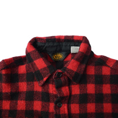 Vintage Lumberjack Shirt - Red and Black Checks