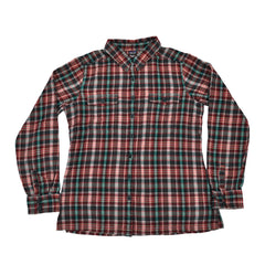 Patagonia Women's Flannel Shirt - Purples