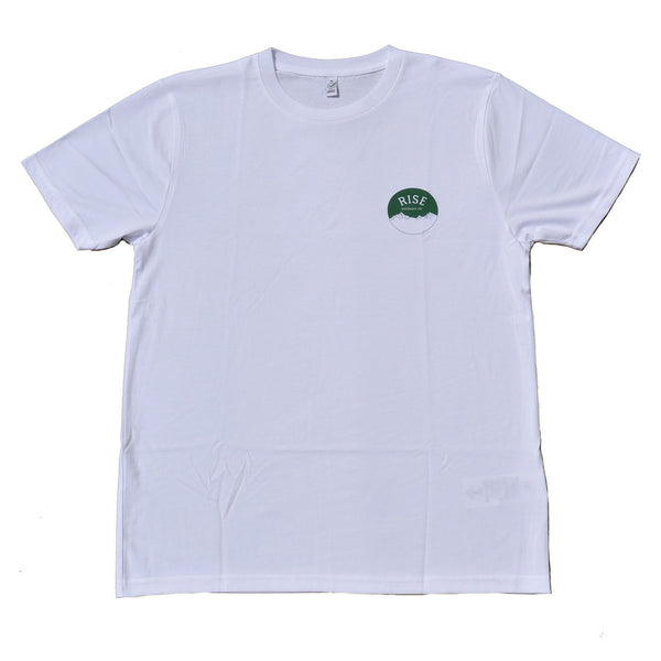 Rise Outdoors Tee - White