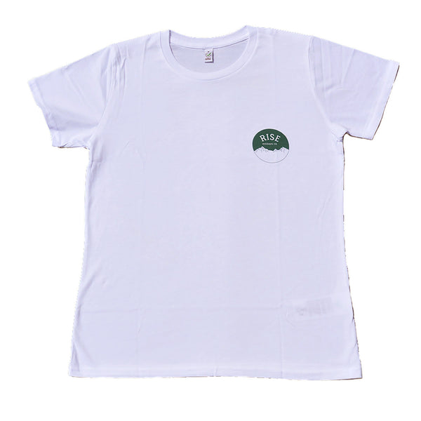 Rise Outdoors Women's Tee - White