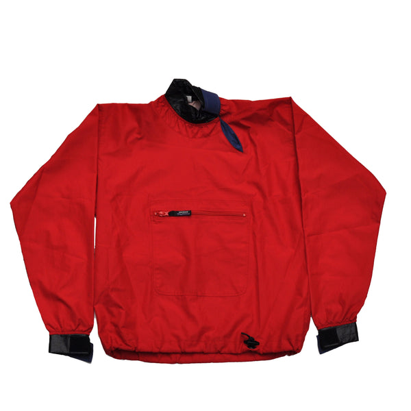 Patagonia Pull-Over Water Proof Jacket - Red