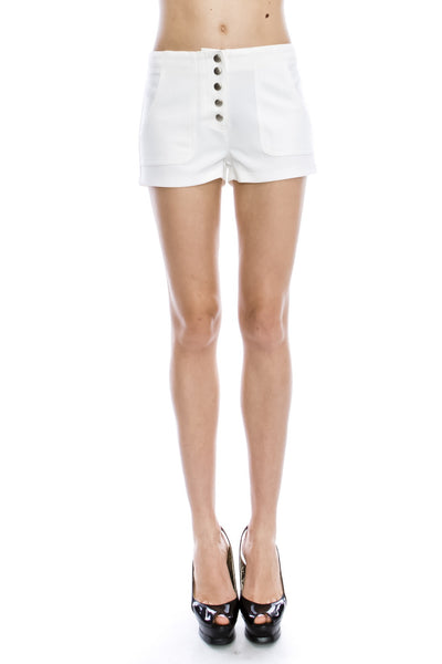 Paradise High Waisted Shorts