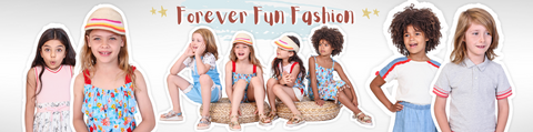 Forever Fun Fashion- Best of Spring Styles for Kids