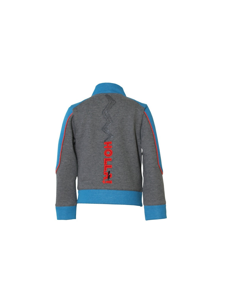Boys Fleece Zip-Up Jacket