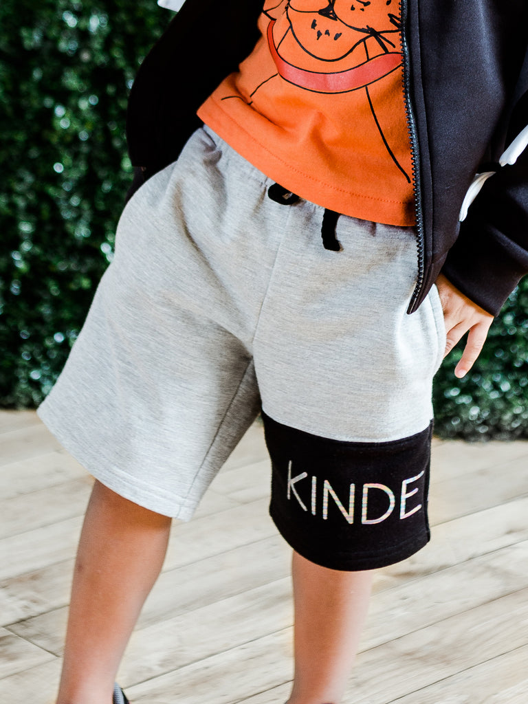 Boys Pull-on Knit Shorts