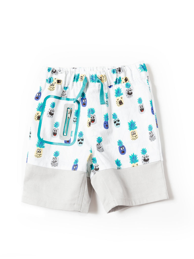 Boys Pineapple Shorts