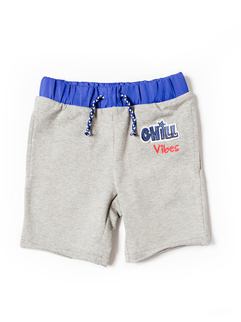 Boy's French Terry Short