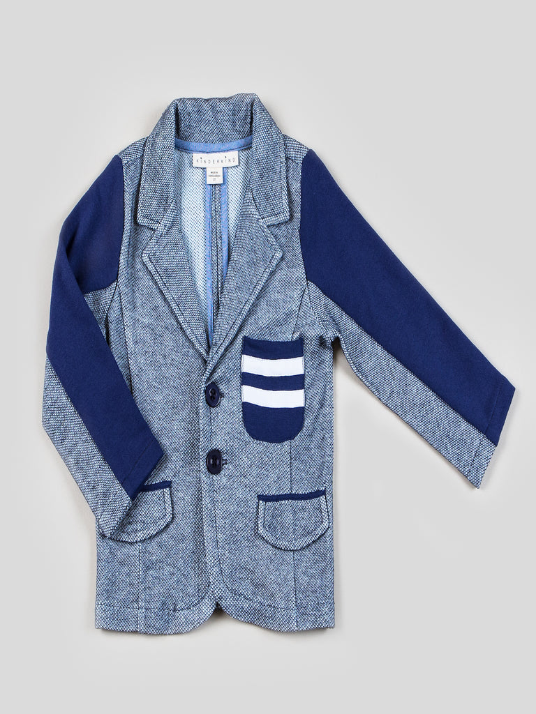 Boys 3 Piece Blazer Set