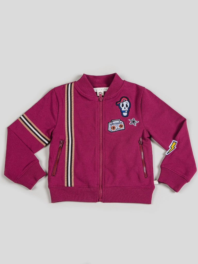 Boy zip-up Jacket