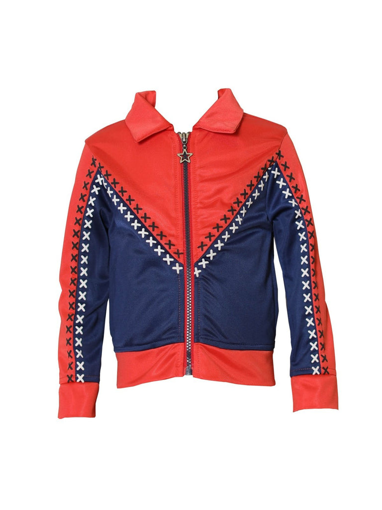 zip-up jacket for boys