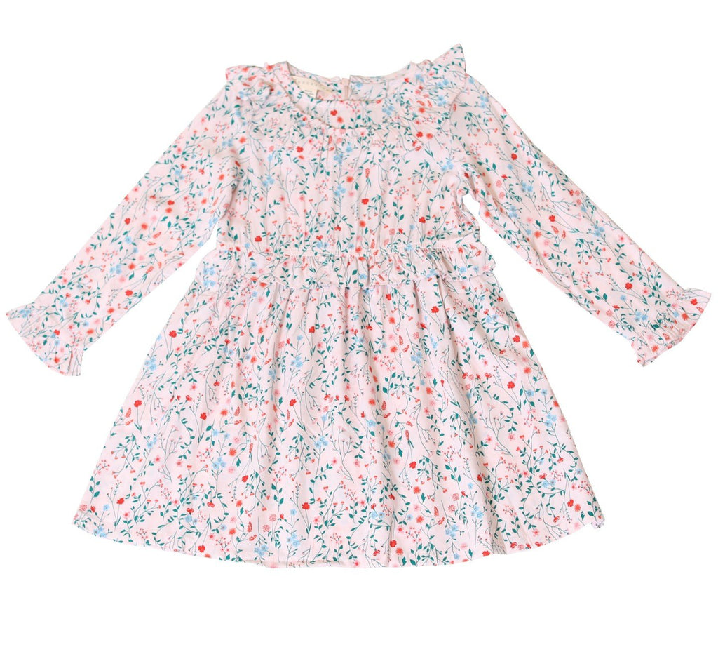Girls Floral Dresses