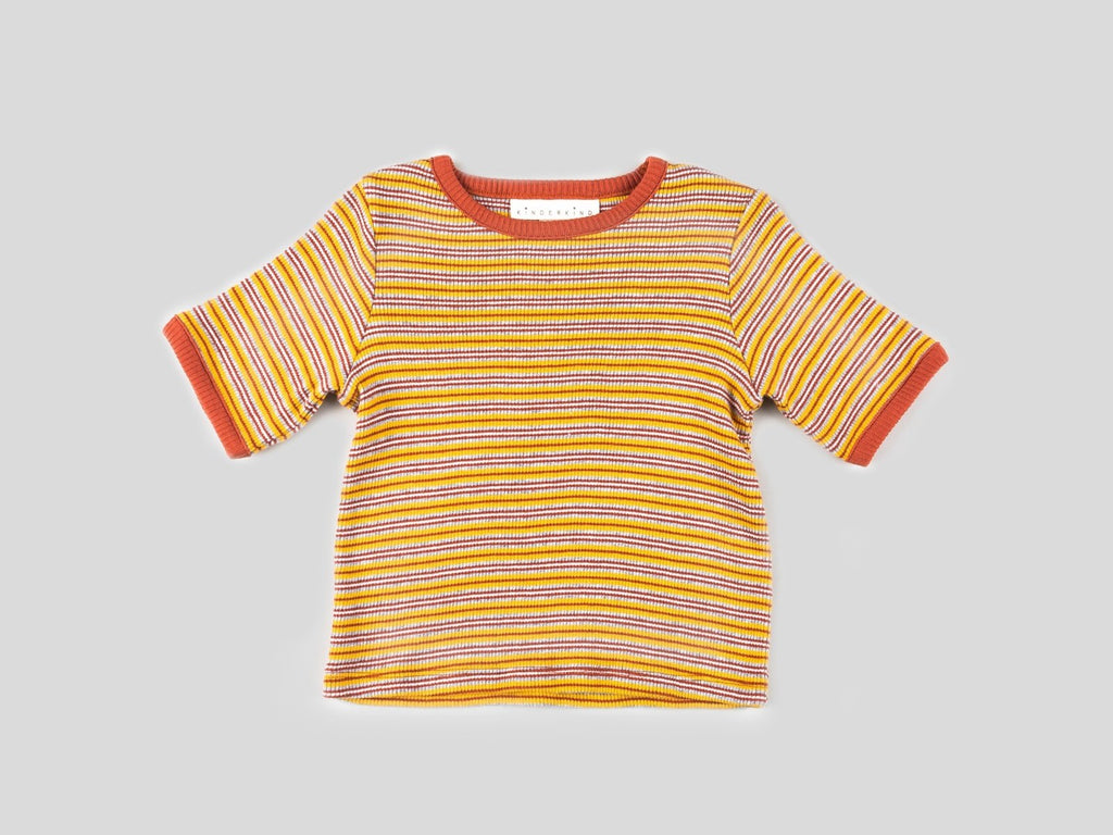 Kinderkind 2T 3T 4T 5T 6 7 kids apparel Baby clothes Children's clothing  Kids Fashion Kids clothing  toddler clothes machine washable  Playwear  Girls clothing  Girls clothes  Girls Leggings Girls dresses  Girls Overall and Rib Short Sleeve Top Short sleeve ringer tee with rib at neck and sleeve hem Overall with snap button detail and functional front pocket  Back patch pockets  Machine washable 100% cotton rib 100% tencel chambray