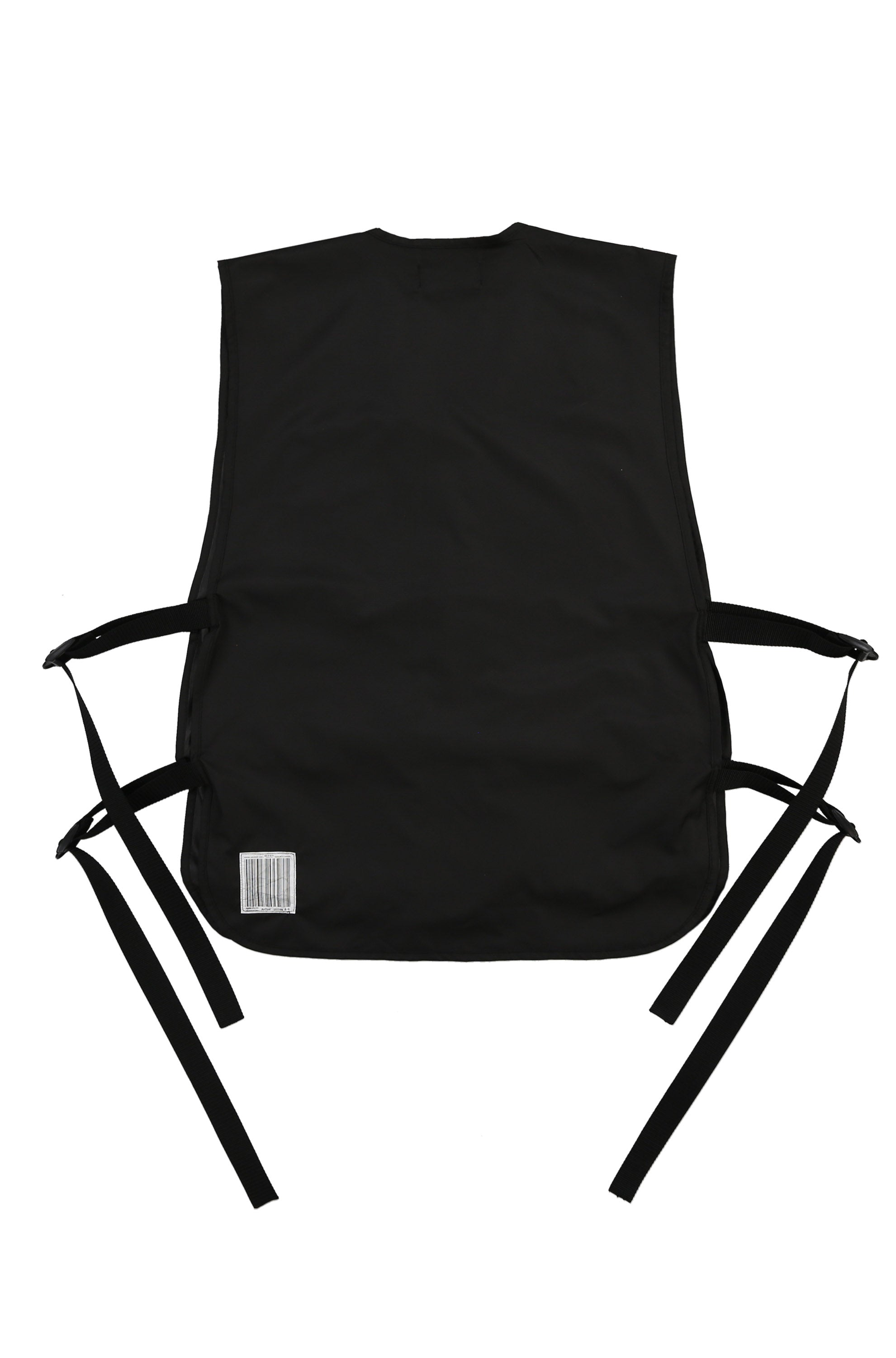 Hav Pull Over Vest (Black)