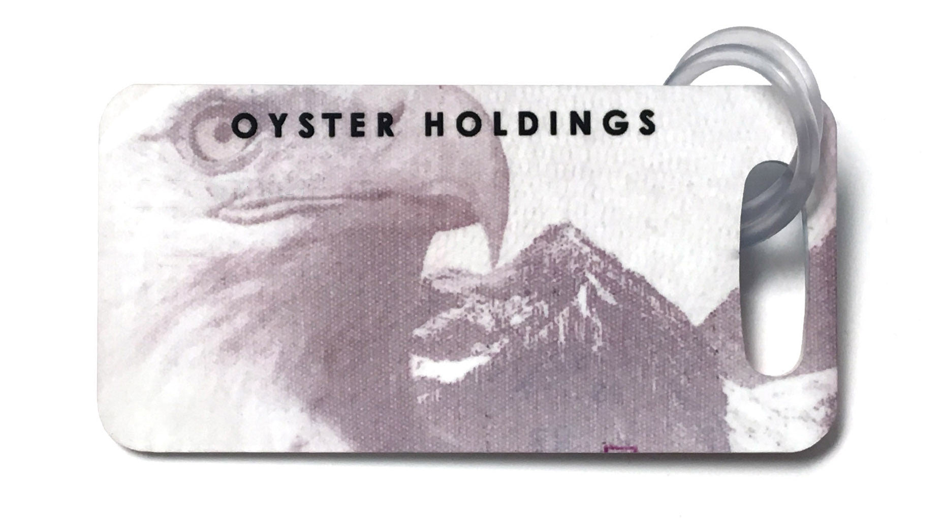 Copy of OYSTER LUGGAGE TAGS