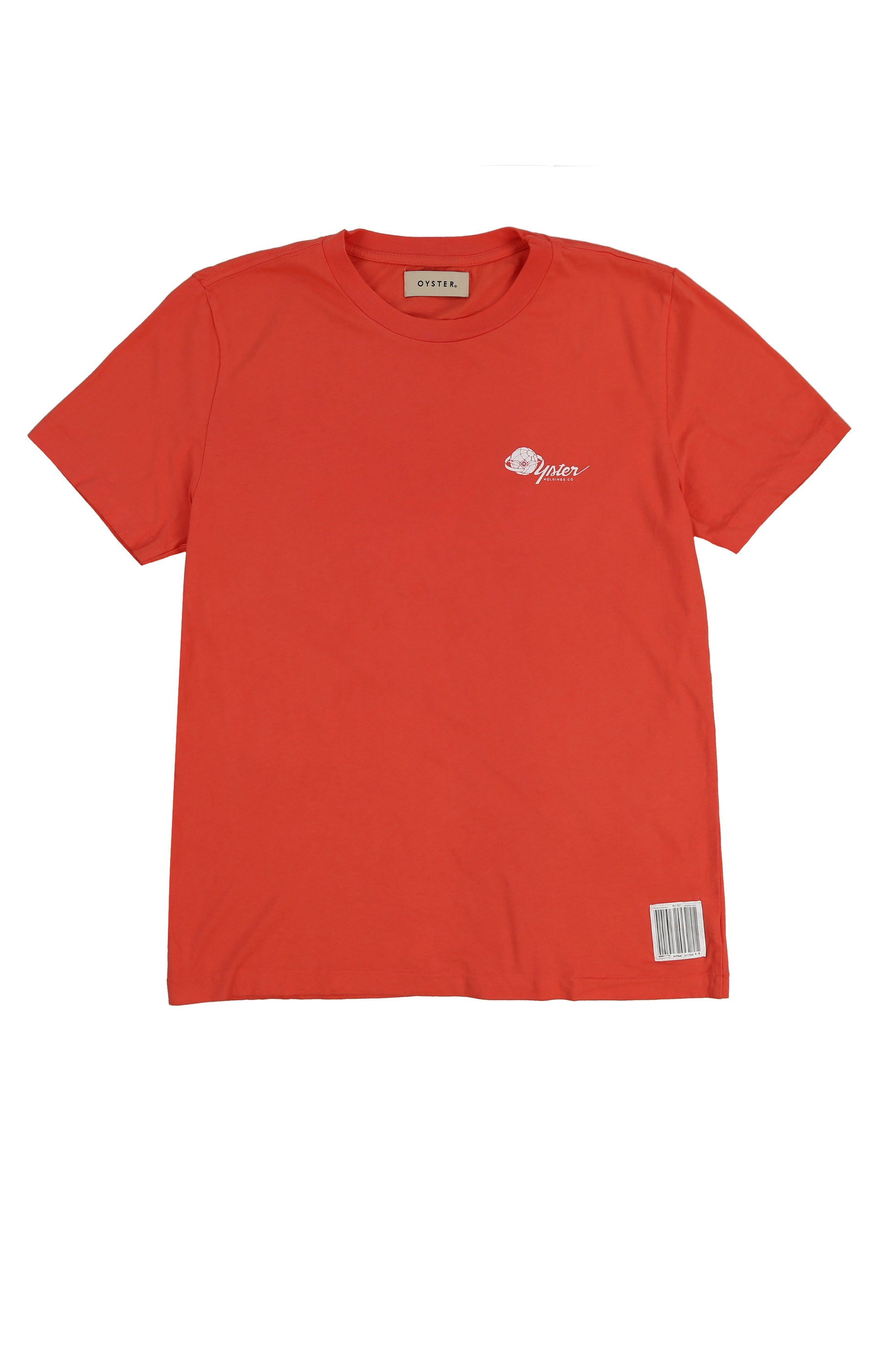 OYSTER AIRLINES SAINT TROPEZ TEE (WATERMELON)
