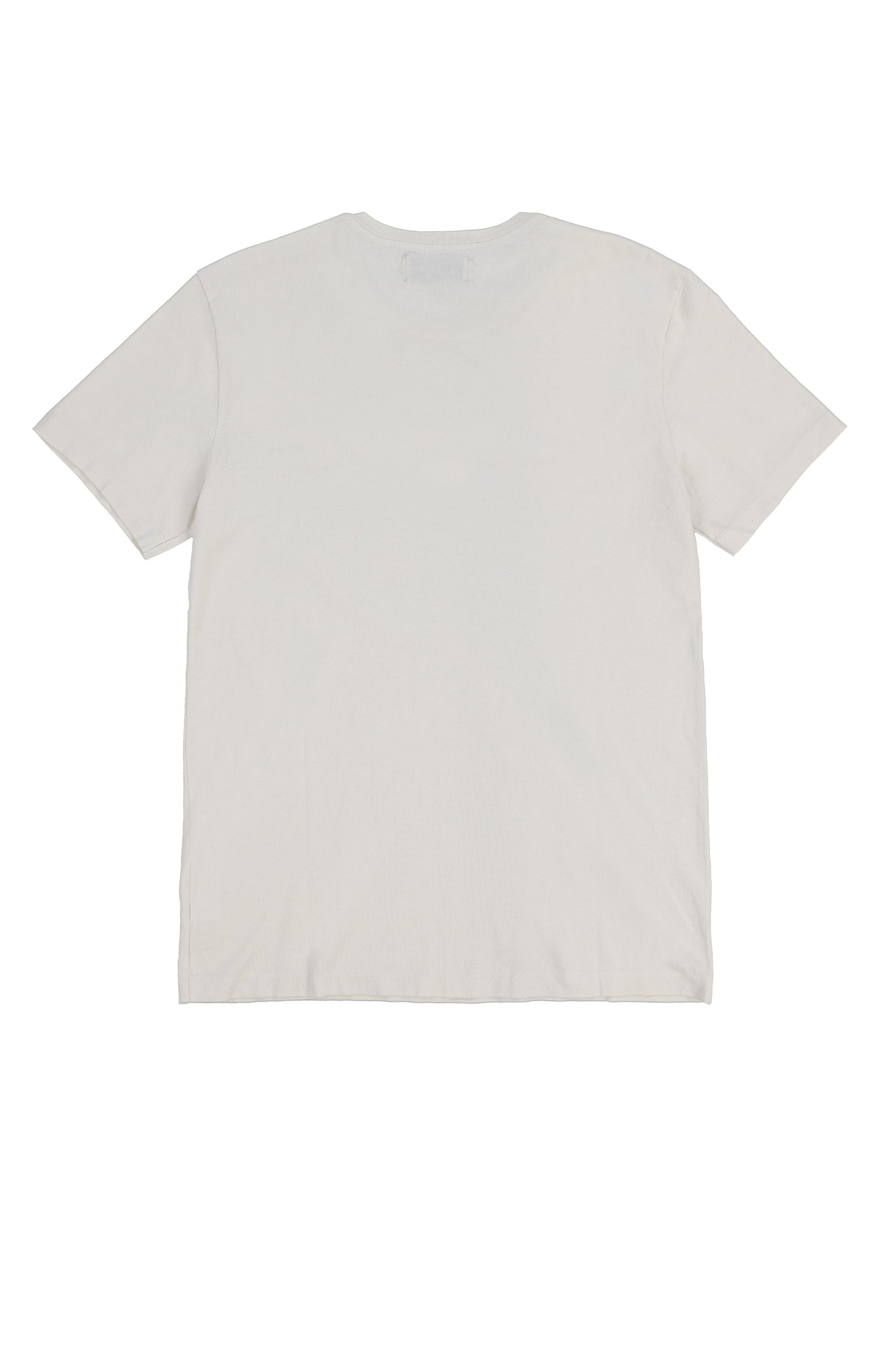 OYSTER NECK LAYERING TEE (VINTAGE WHITE)