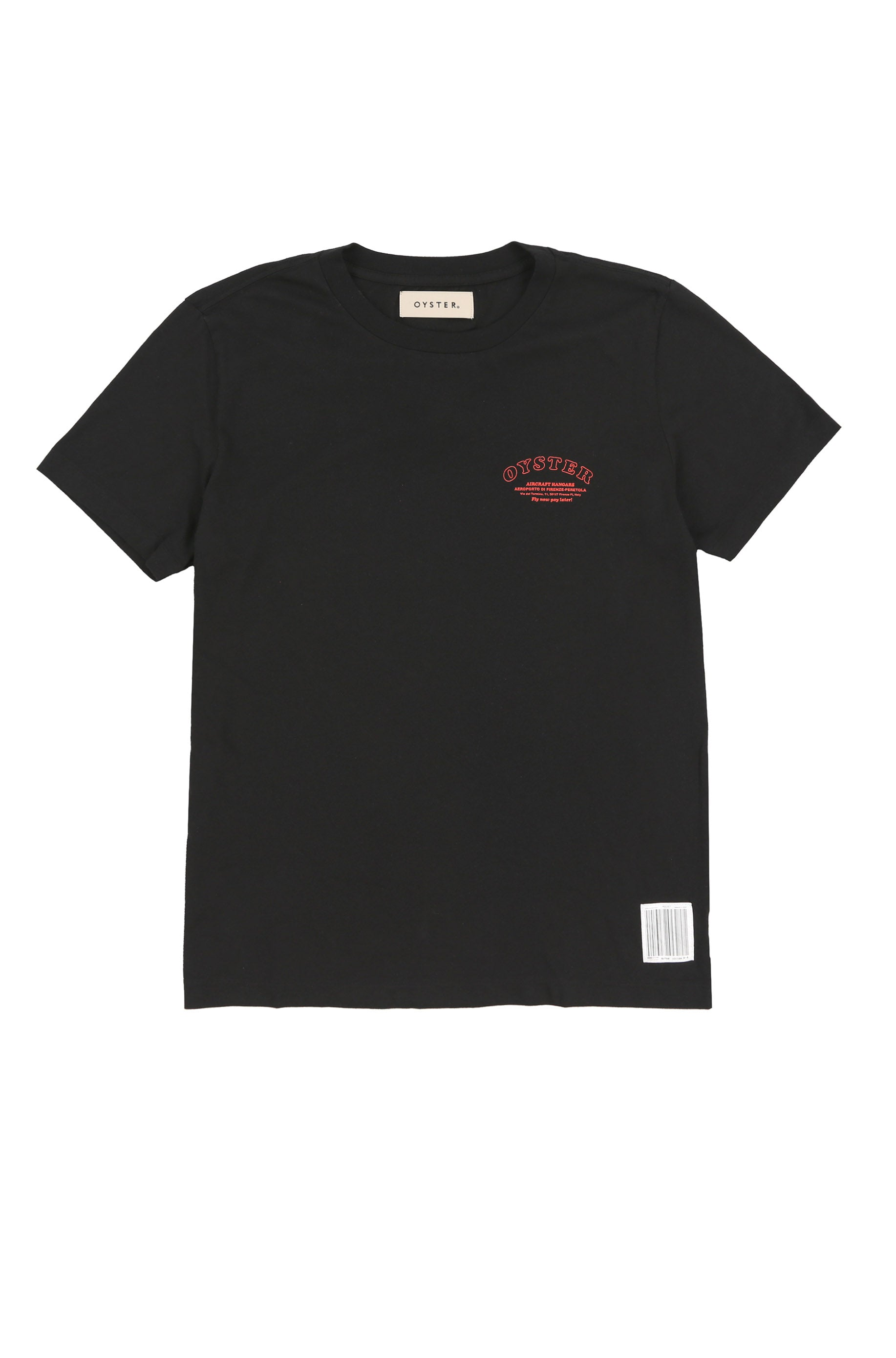 MECHANIC TEE (BLACK)