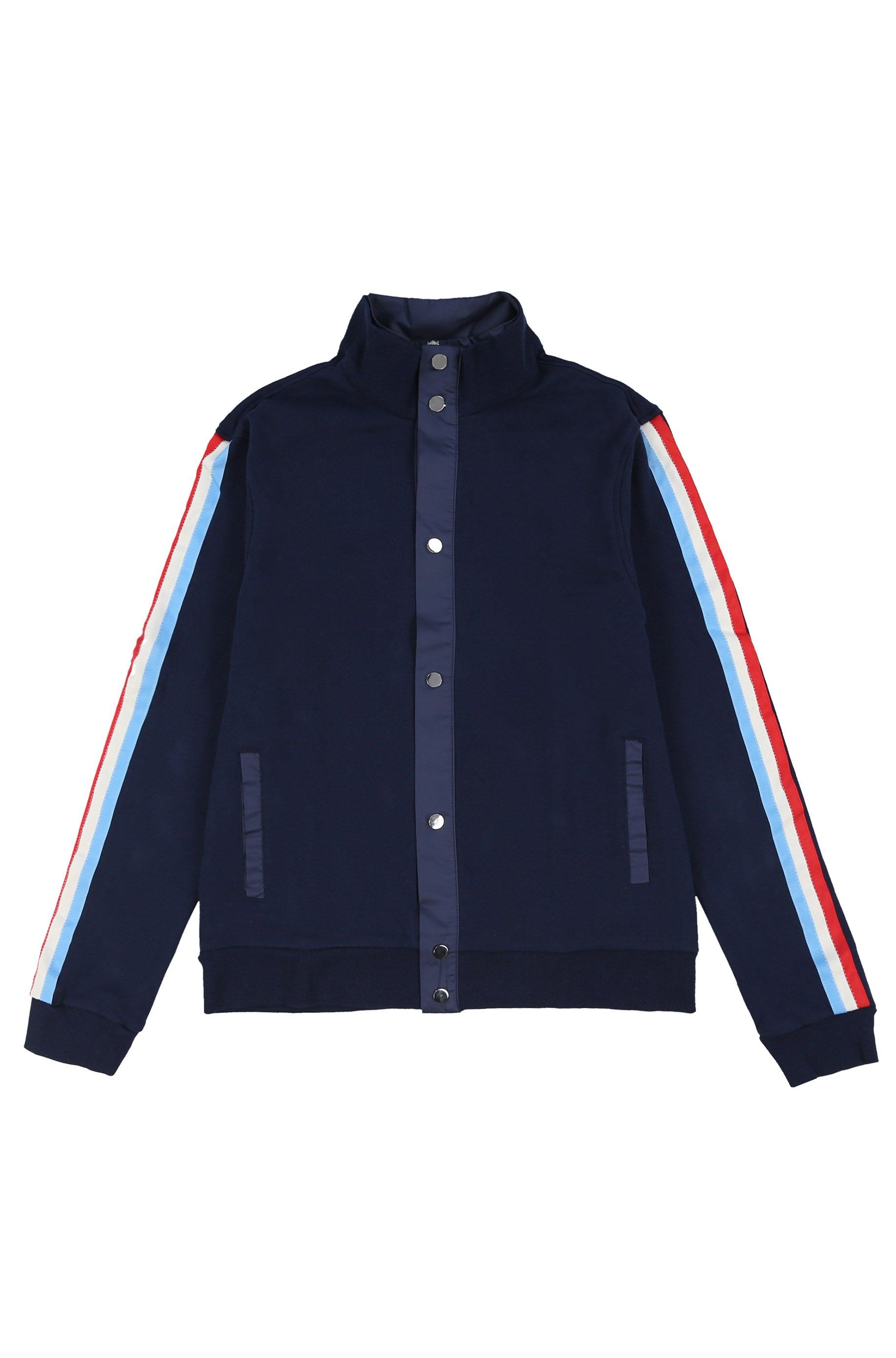 JOMO DOUBLE TRACK JACKET (NAVY)