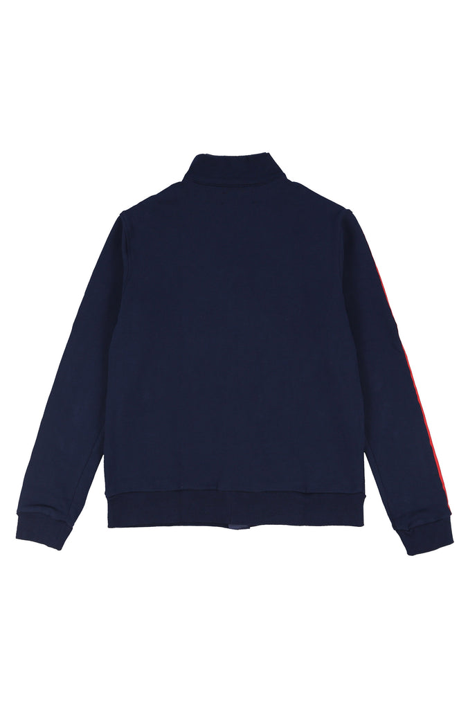 JOMODOUBLETRACKJACKET(NAVY)