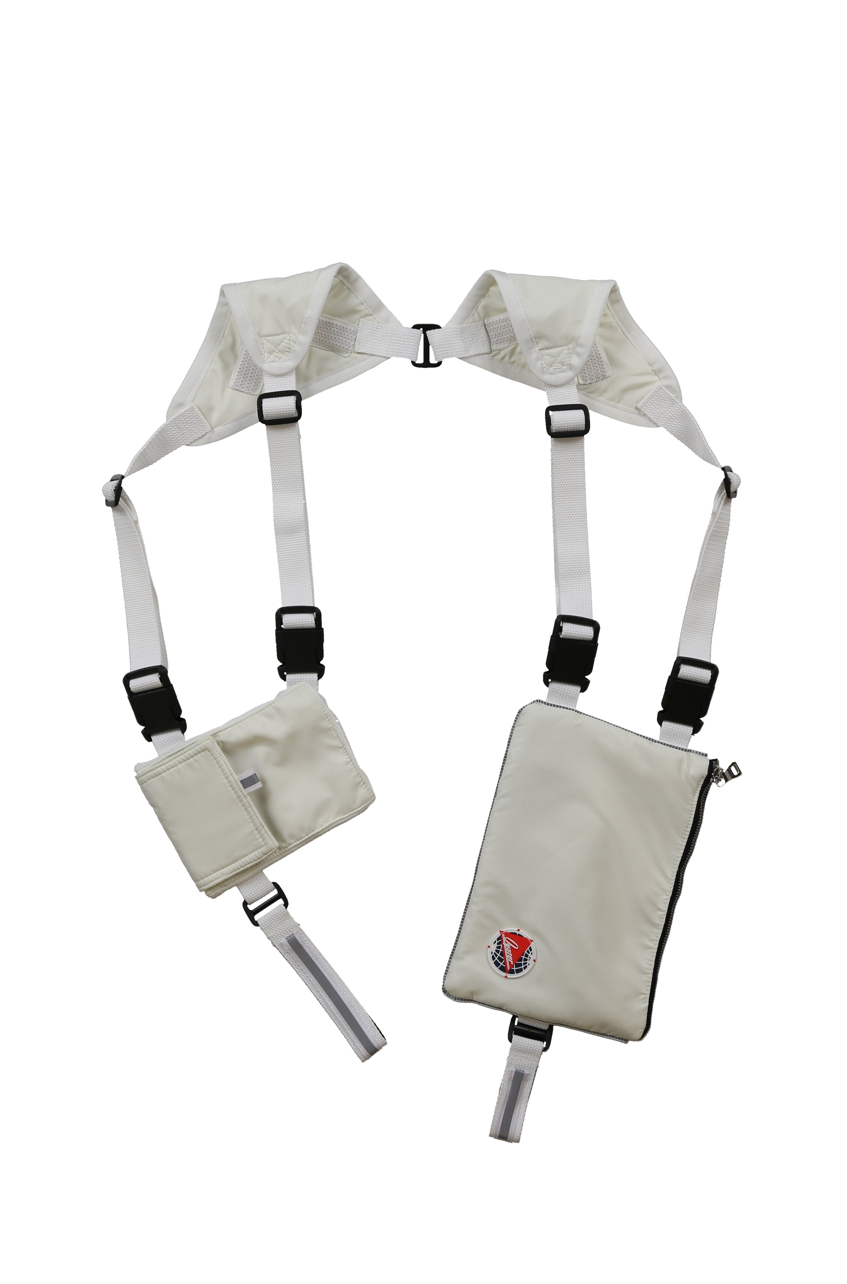 Oyster Travel Holster (White)