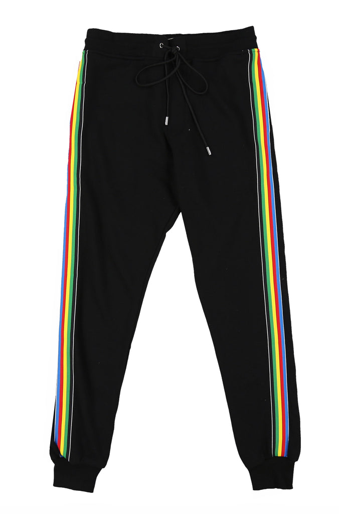 JOMOTRACKPANT(BLACK)