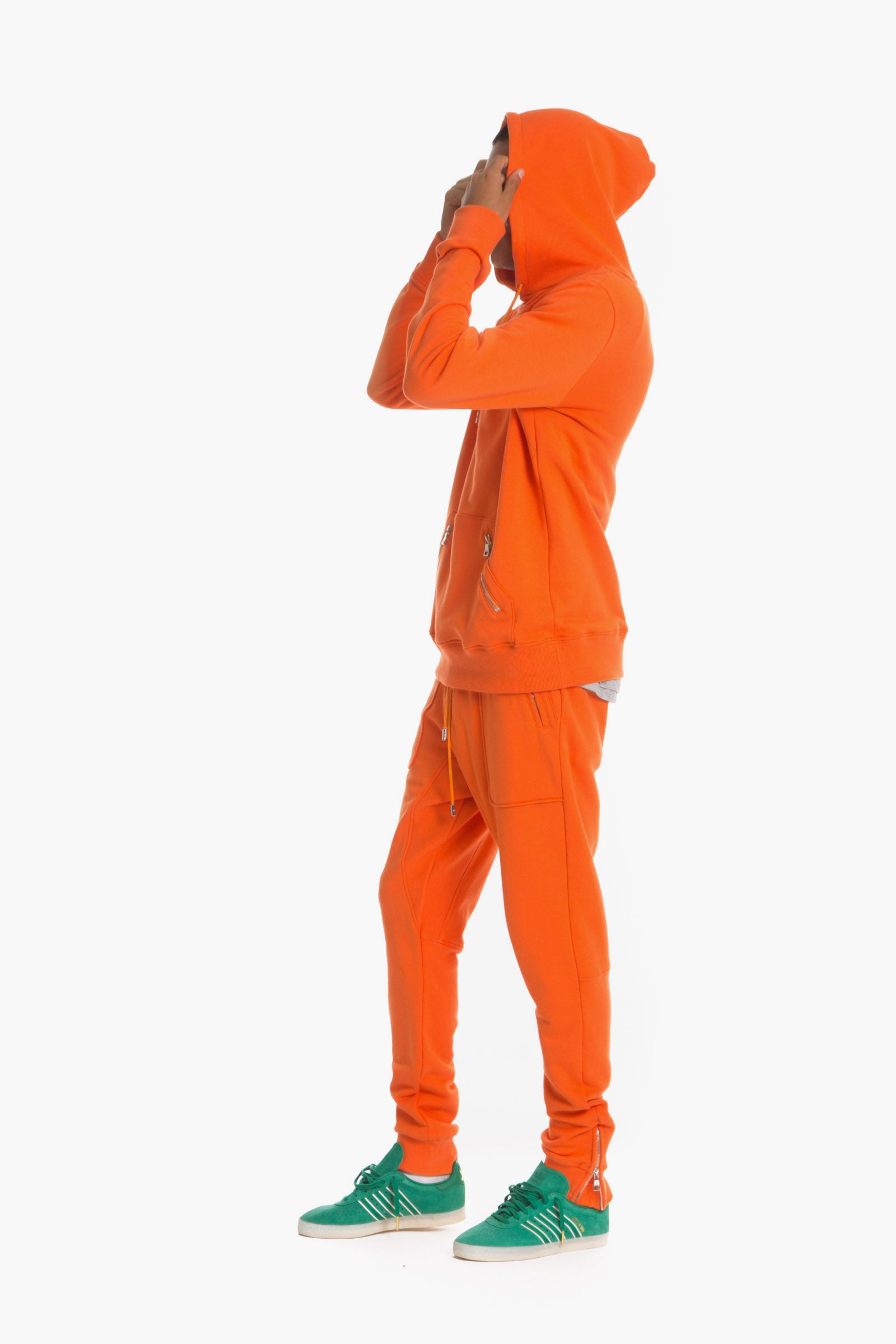DOHA SWEATPANT (ORANGE)