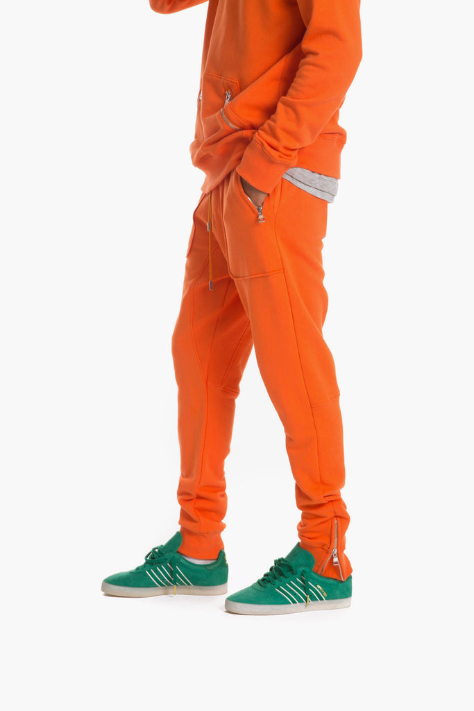 DOHASWEATPANT(ORANGE)