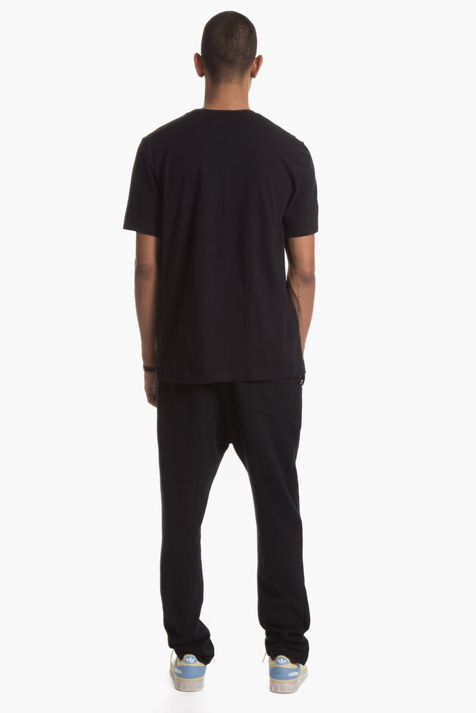 IOYSTERLOGOCHENILLESWEATPANTS(BLK/MULTI)