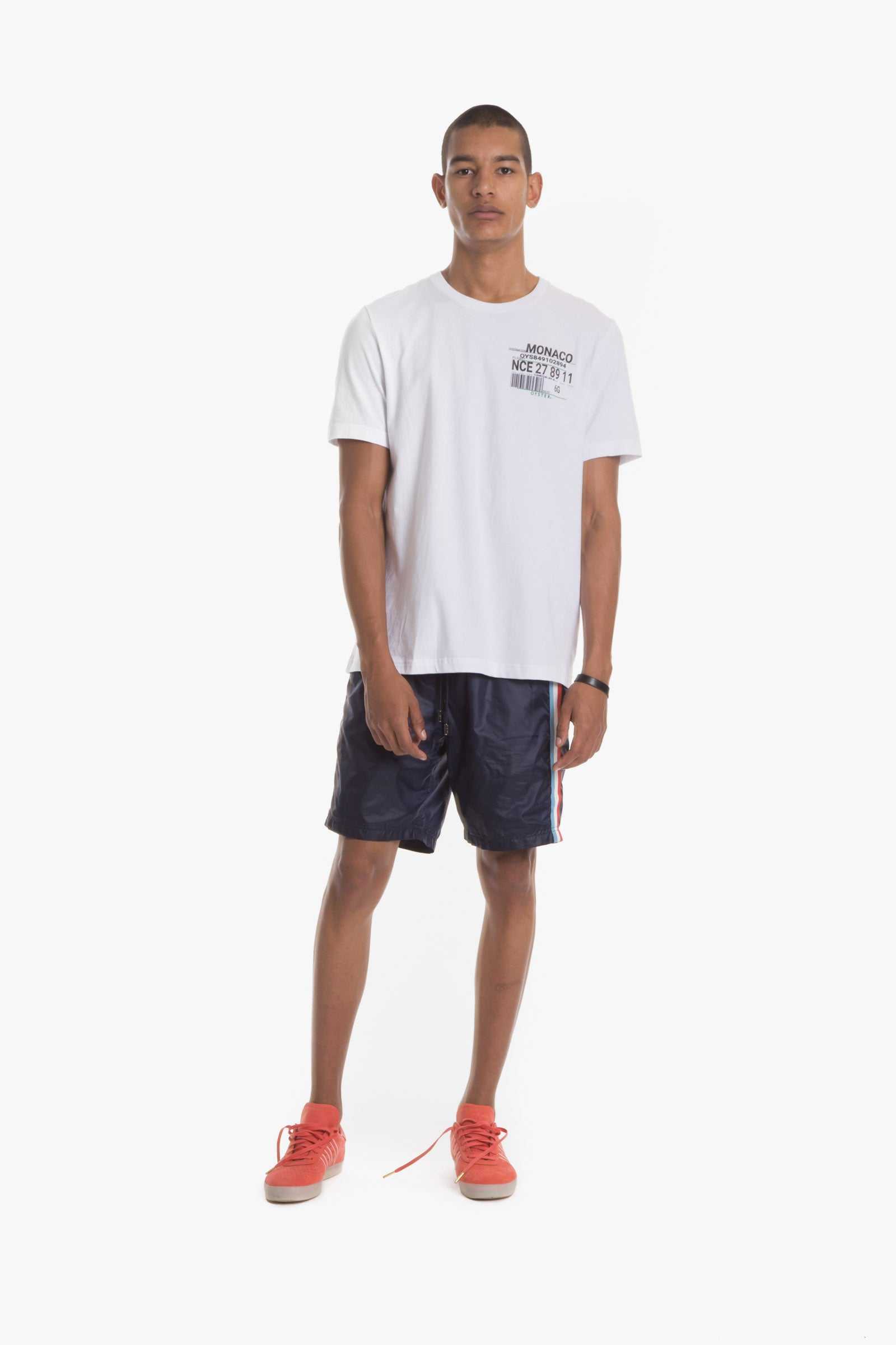 HANDBALL SHORT (NAVY)