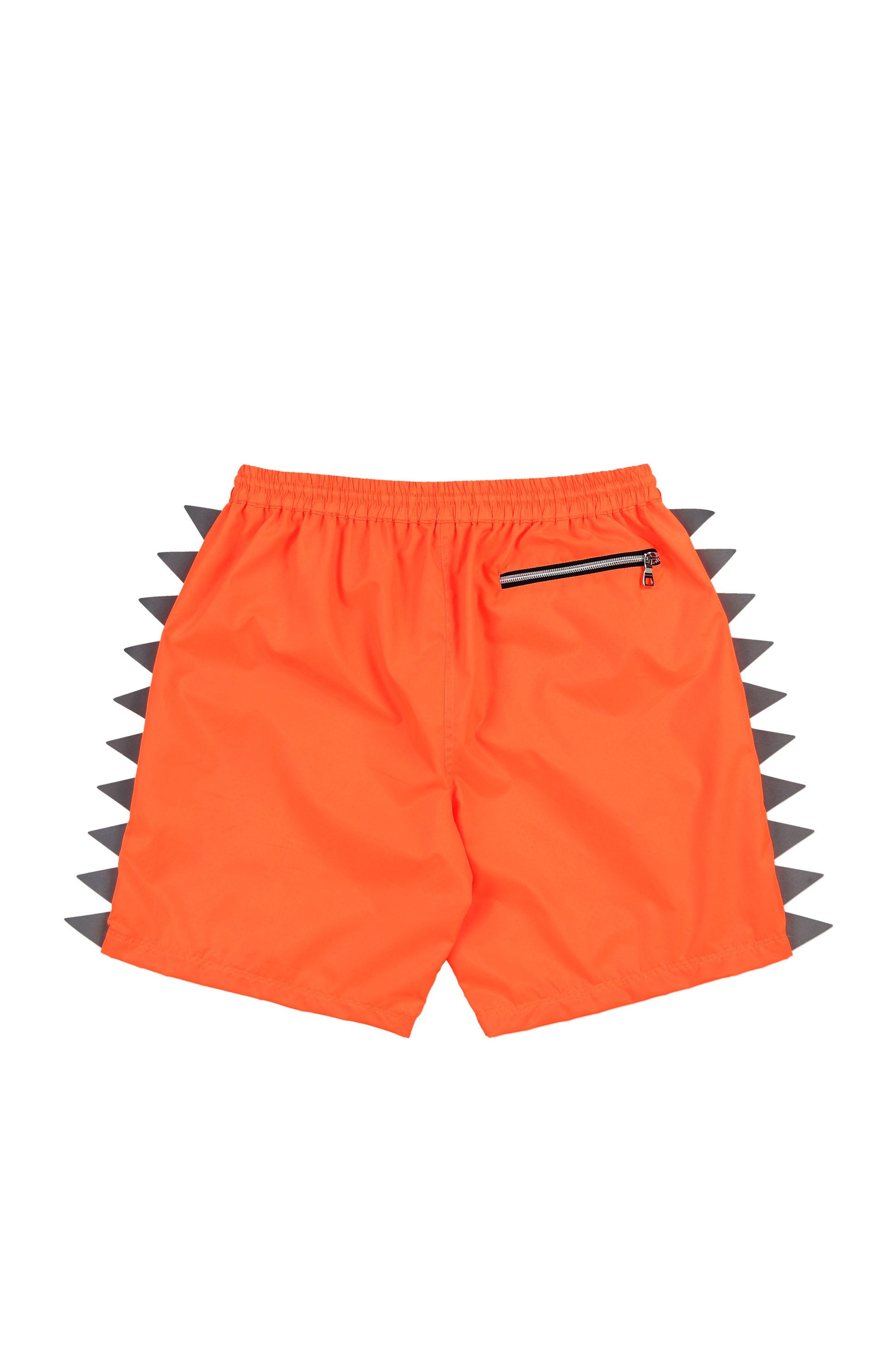 Oyster Pennant Flag Short (Orange)