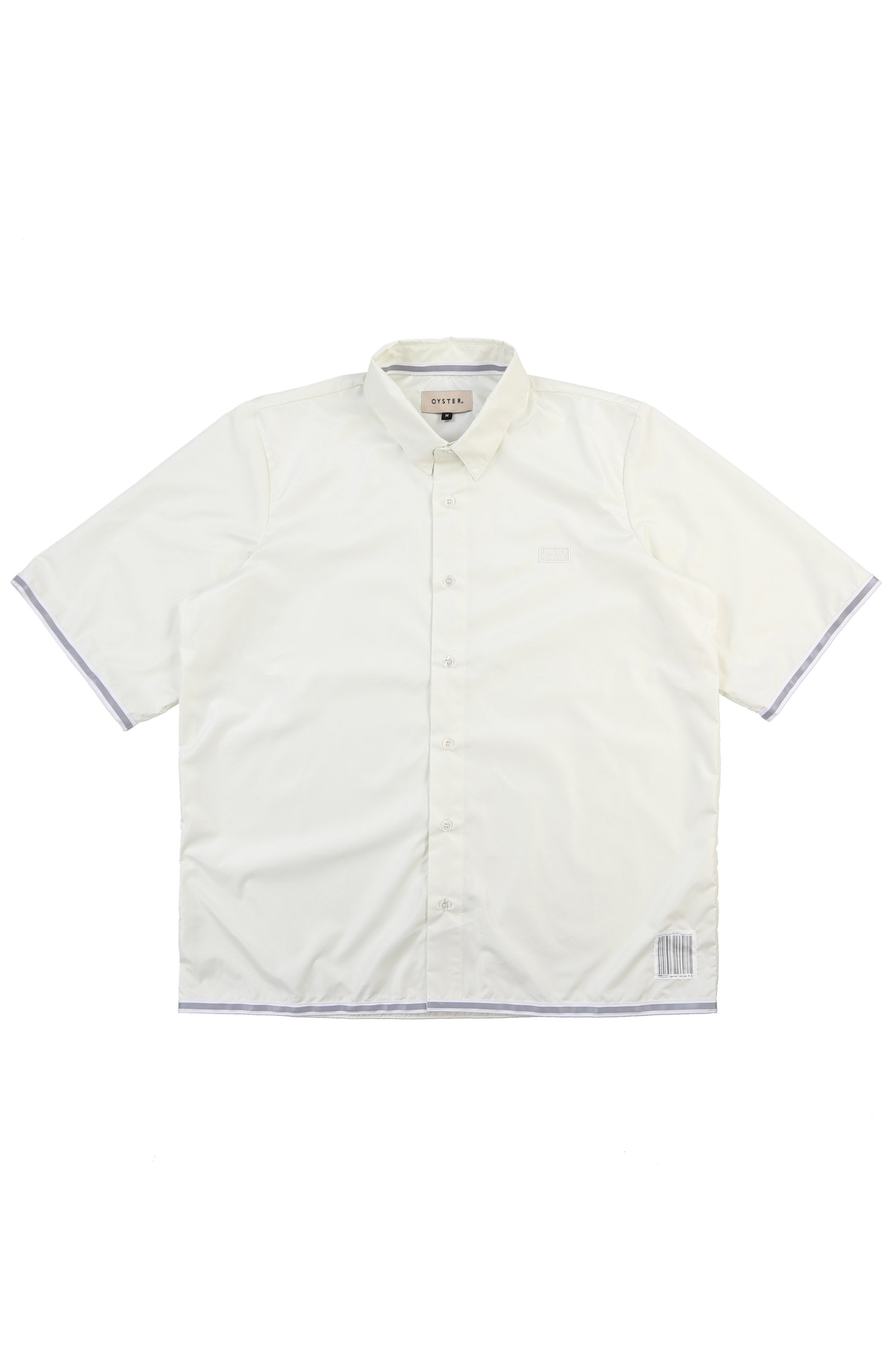 Sportsman SS Button Up (White)