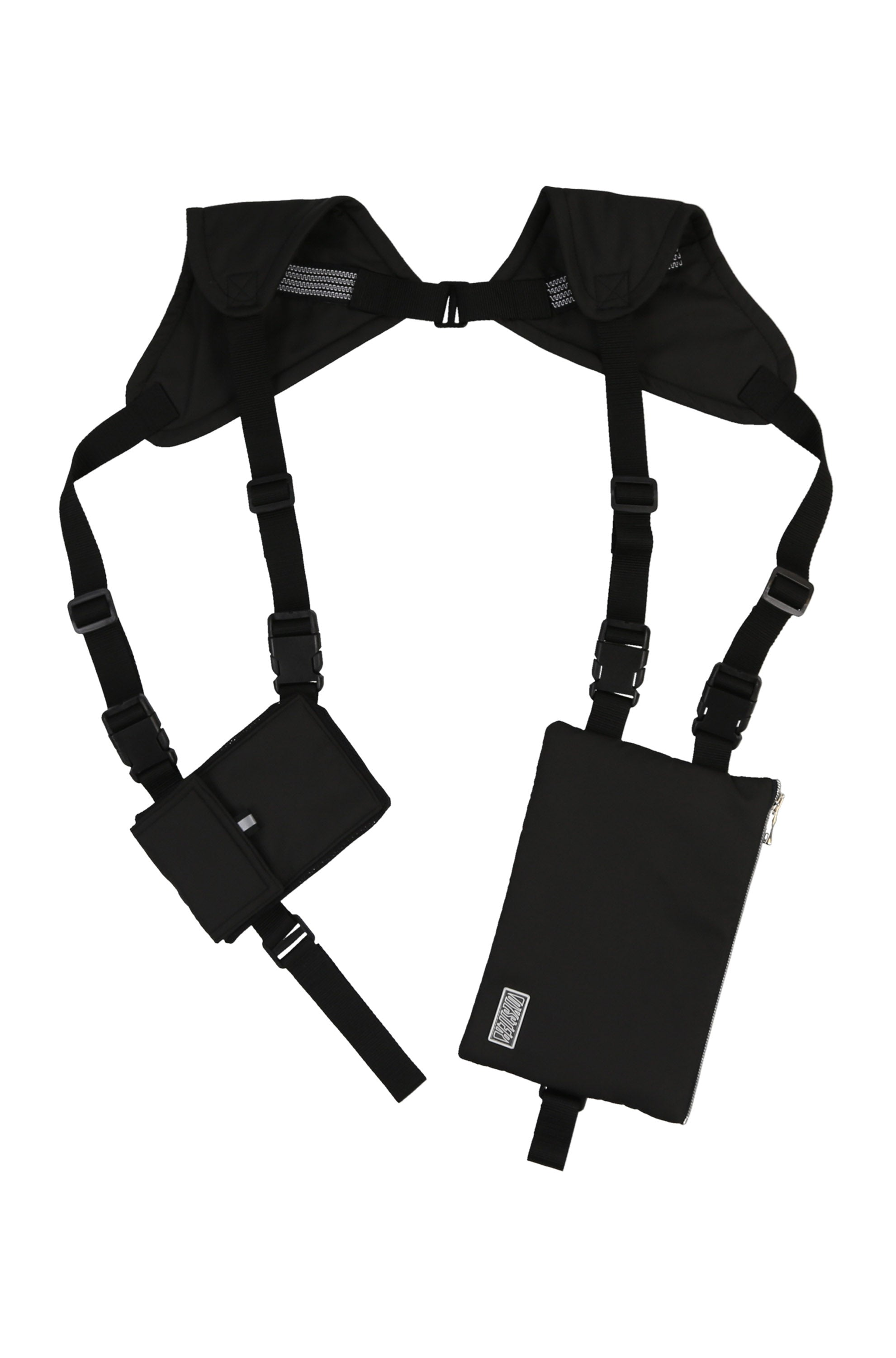 Oyster Travel Holster (Black)