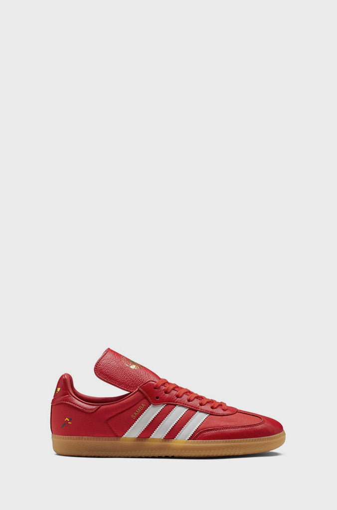 ADIDASXOYSTERSAMBAOG(RED)