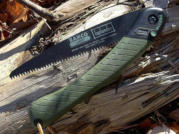 Bahco Laplander Review: Top-Quality Folding Saw in the Spotlight