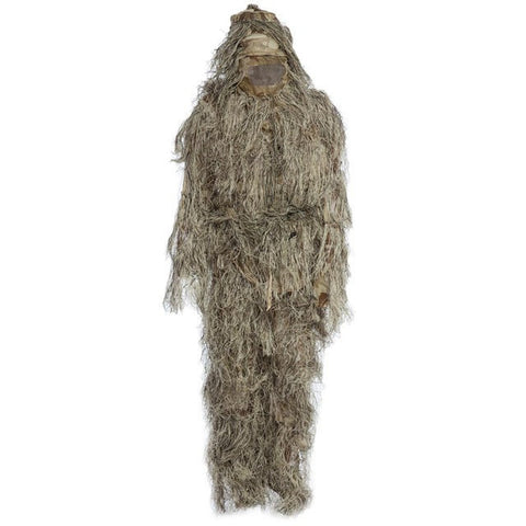 Light Green Woodsman Bio Ghillie Suit