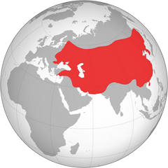 Mongol Empire Exapnse