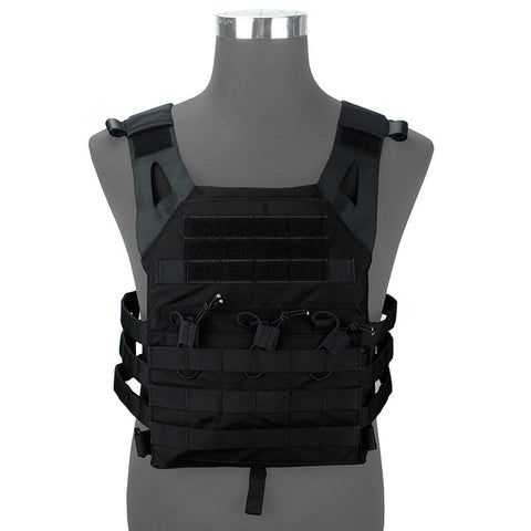 TMC PLATE CARRIER TACTICAL VEST