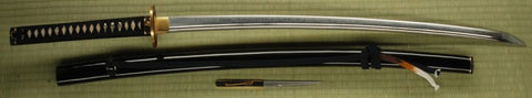 Authentic Japanese Samurai Sword